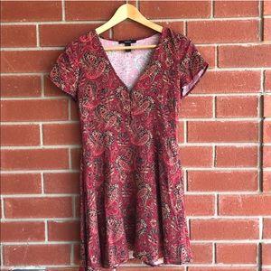 cute & flowy, summer dress